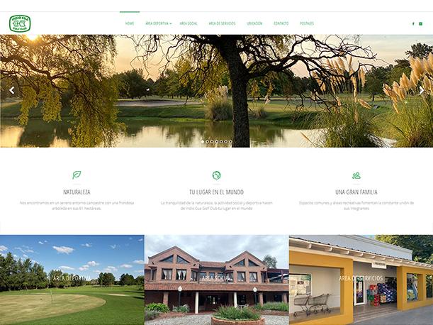 Indio Cua Golf Club